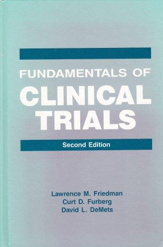 9780884164999: Fundamentals of Clinical Trials