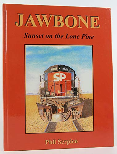 9780884180135: Jawbone - Sunset on the Lone Pine