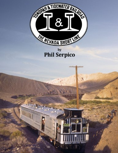 9780884180173: Tonopah & Tidewater Railroad: The Nevada Short Line