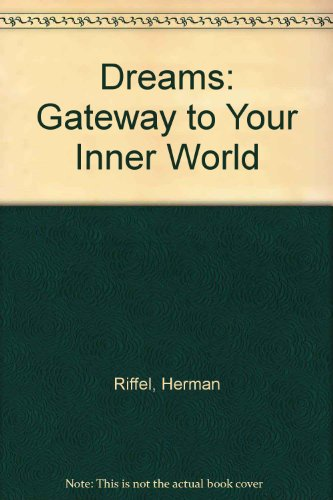 9780884191360: Dreams: Gateway to Your Inner World