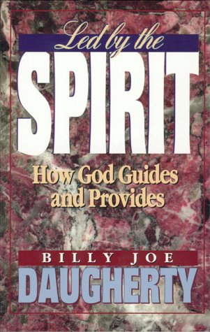 9780884193647: LED BY THE SPIRIT