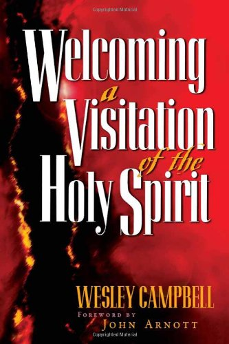 9780884194101: Welcoming A Visitation of the Holy Spirit
