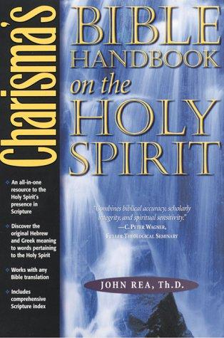 9780884195665: Charisma's Bible Handbook on the Holy Spirit