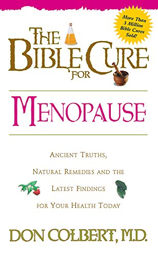 9780884196839: MENOPAUSE (New Bible Cure (Siloam))