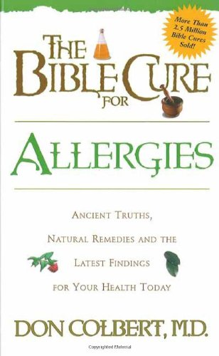 9780884196853: ALLERGIES (New Bible Cure (Siloam))