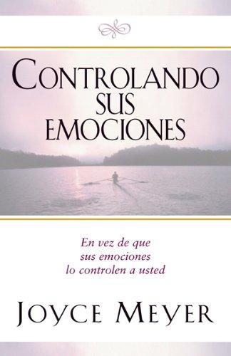 9780884198086: Controlando Sus Emociones = Managing Your Emotions