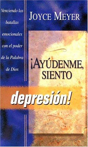 9780884198116: Ayudenme Siento Depresion