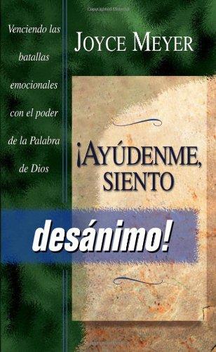 9780884198123: Ayudenme Siento Desanimo (Spanish Edition)