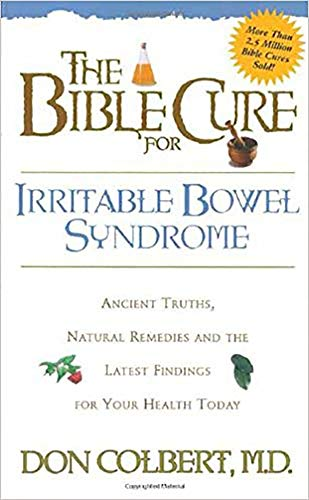 9780884198277: The Bible Cure for Irrritable Bowel Syndrome: Ancient Truths, Natural Remedies and the Latest Findings for Your Health Today (New Bible Cure (Siloam))