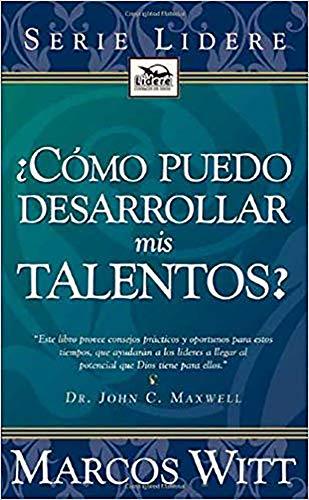 9780884198536: Como Puedo Desarrollar Mis Talentos (Spanish Edition)