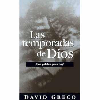 9780884198642: Las Temporadas de Dios (Spanish Edition)