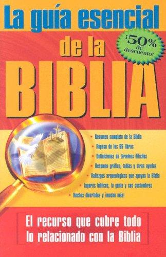 9780884199052: La Guia Esencial De La Biblia (Spanish Edition)