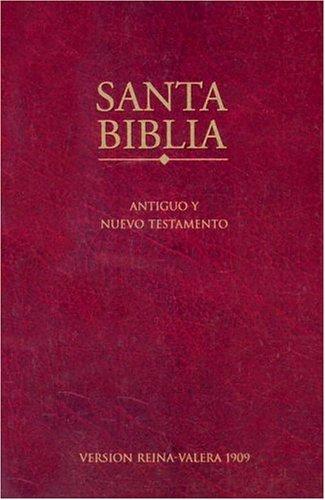 9780884199212: Biblia Econmica-RV 1909