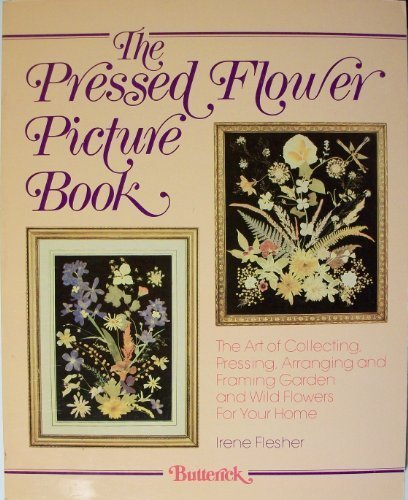 9780884210566: The Pressed Flower Picture Book