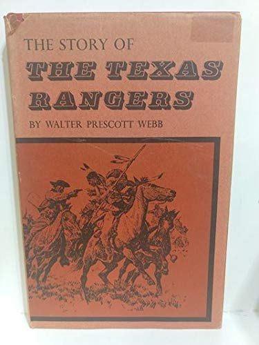 9780884260073: The Story of the Texas Rangers