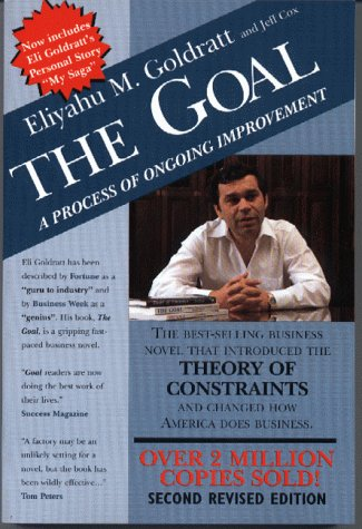 9780884270614: The Goal: A Process of Ongoing Improvement