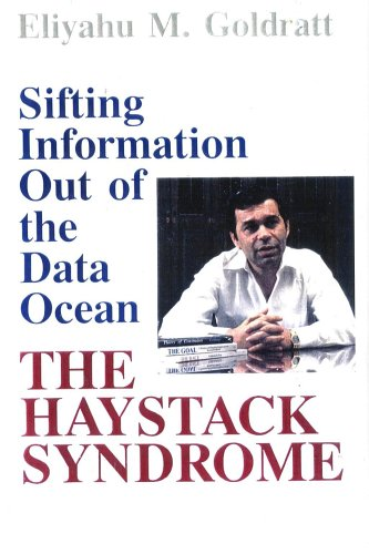9780884270904: Haystack Syndrome (Audiobook) (Shifting Information Out of the Data Ocean)