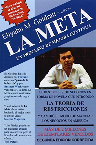 LA Meta (Spanish Edition) (0884271641) by Eliyahu M. Goldratt