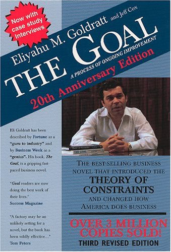 9780884271789: The Goal 3th (third) edition Text Only