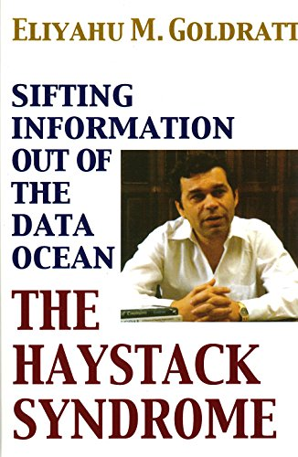 9780884271840: The Haystack Syndrome: Sifting Information Out of the Data Ocean