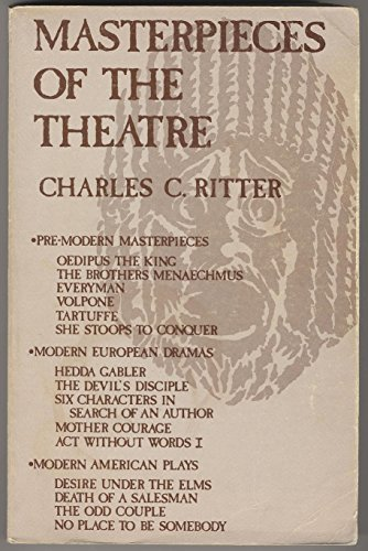 9780884290186: Masterpieces of the Theatre