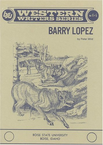9780884300380: Barry Lopez (Western Writers)