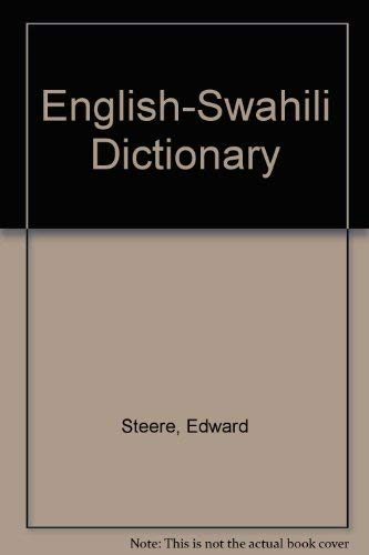 9780884310587: English-Swahili Dictionary (English and Swahili Edition)