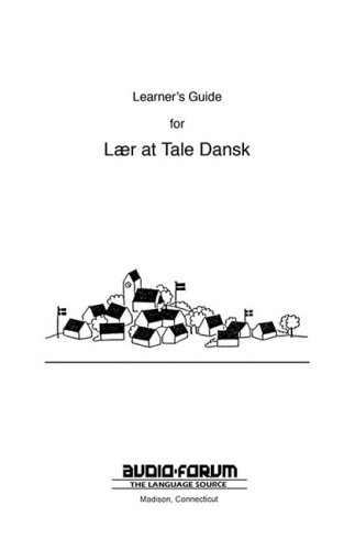 9780884321279: Learner's Guide for Laer at Tale Dansk