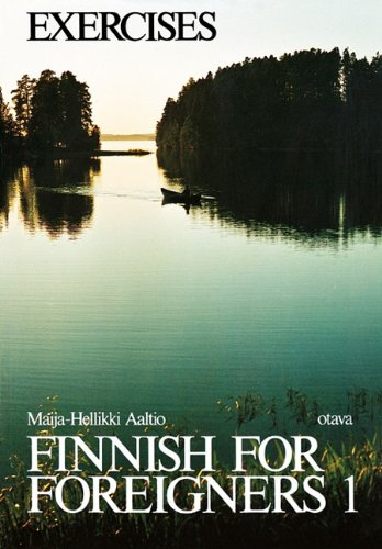 9780884325437: Finnish for Foreigners 1 Exercises