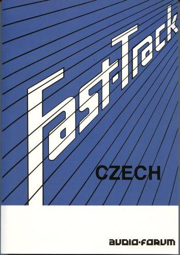 Fast-Track Czech (Book/Cassette Course): Jiri Vanhara; Milan