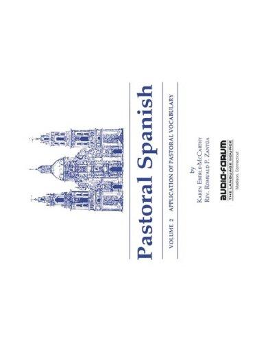 9780884326892: Pastoral Spanish Volume 2