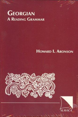 9780884327042: Georgian: A Reading Grammar : Corrected Edition