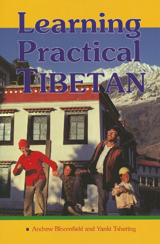 9780884327387: Learning Practical Tibetan (Book/Cassette Course)