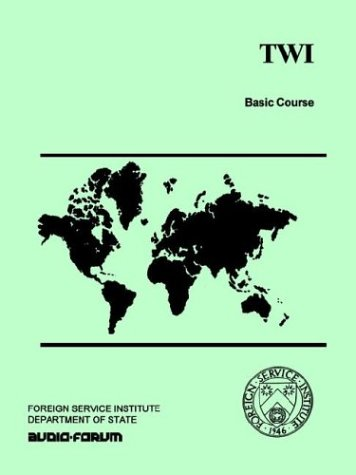 Twi basic course: Foreign Service Institute