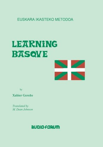 9780884328759: Learning Basque