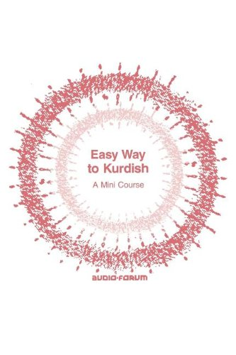 Easy Way to Kurdish (Book/Cassette Course): No Author
