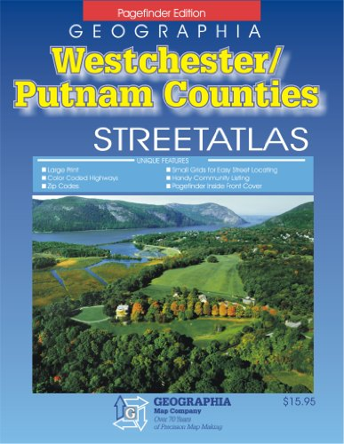9780884333340: Westchester/Putnam Cos, NY Atlas