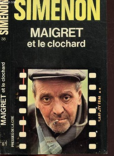 9780884360476: Maigret Et Le Clochard (French Edition)