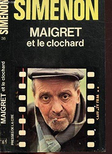 9780884360476: Maigret Et Le Clochard