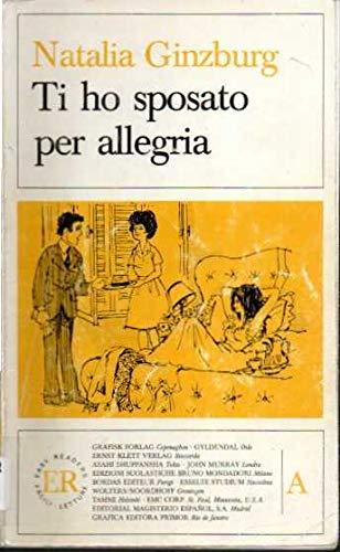 9780884362289: Ti Ho Sposato Per Allegria: Easy Readers Series A (Italian Edition)