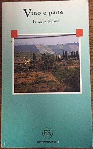 Vino E Pane (Italian Edition): Silone, Ignazio