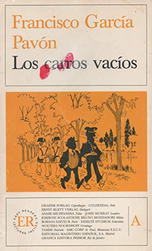 Los Carros Vacios (Easy Readers, Series A): Pavon, Francisco Garcia