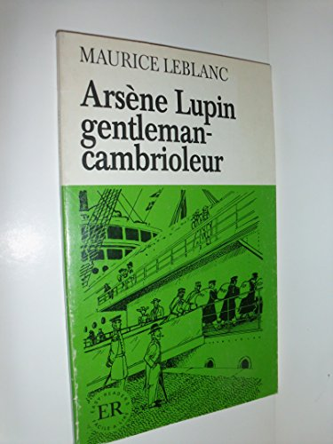 9780884369028: Arsene Lupin Gentleman Cambrioleur