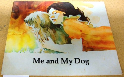 Me and my Dog: An Activity Picture: Linda Schimmel, Girl