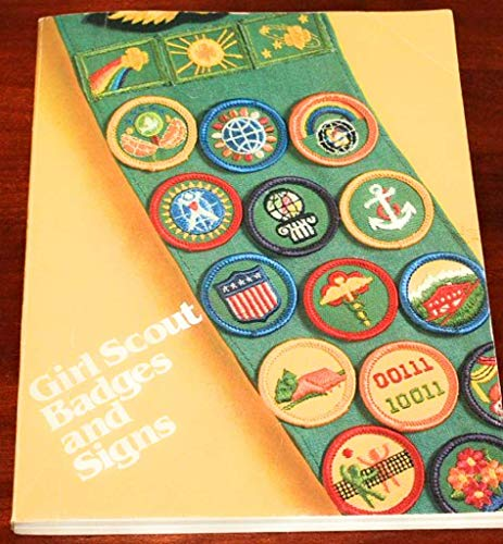 9780884413264: Girl Scout Badges and Signs