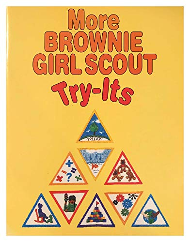 9780884413455: More Brownie Girl Scout Try-Its