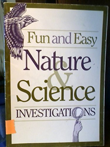 9780884414858: Fun and Easy Nature & Science Investigations