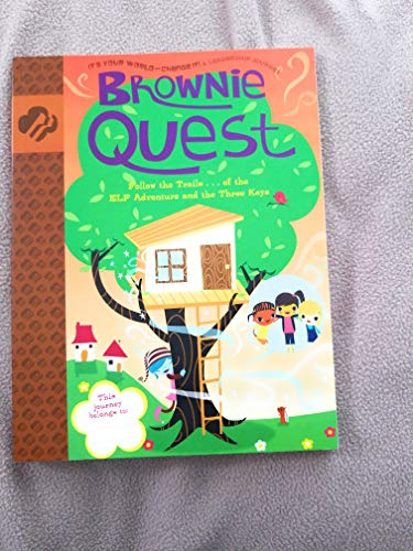 Brownie Quest: Girls Scouts of