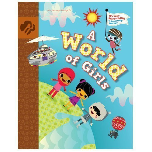 9780884417507: A World of Girls (Journey Books, Brownie 3)