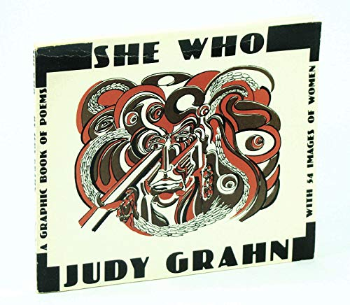 9780884470151: She who : a graphic book of poems with 54 images of women